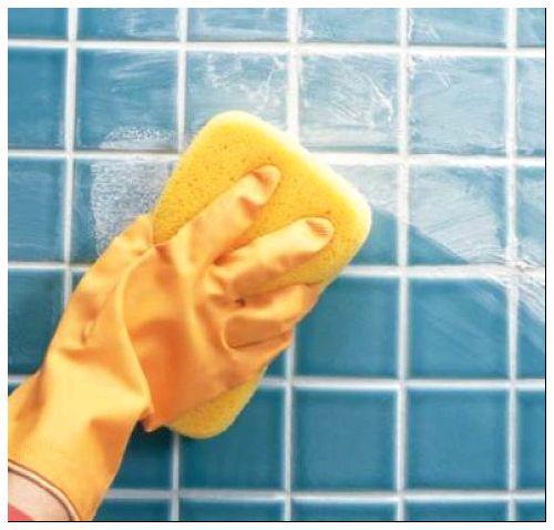 Советы по уходу за швами плитки на кухне