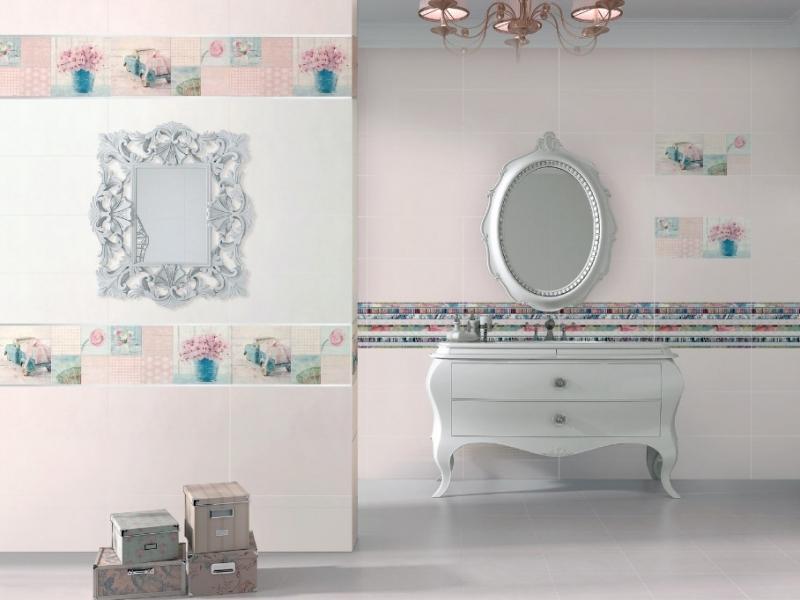 Как ухаживать за плиткой в ванной?